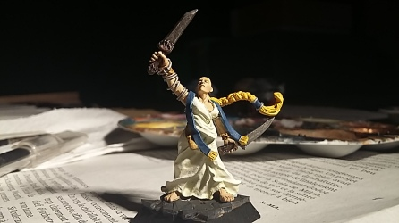 Sigmar's bride (completed)