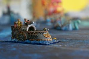 The dwarf Ironclad