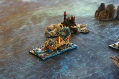 Tomb King barge