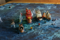The Grand Alliance fleet (1)