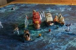 The Grand Alliance fleet (1)