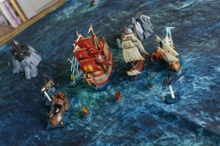 The Grand Alliance fleet (2)