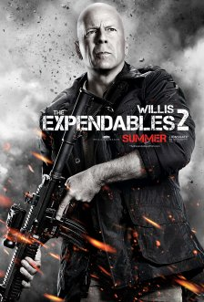 "The Expendables - Bruce aka ""wrong place, wrong time"""
