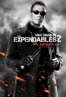 "The Expendables - Jean-Claude aka ""The Philosopher"""