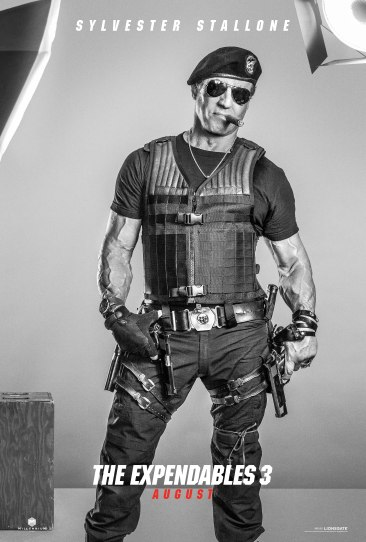 The Expendables Gang Leader - Sylvester