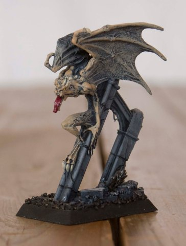 Gargoyle, really love that sculpt.