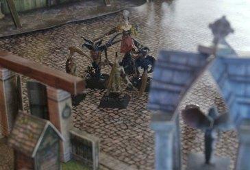 Acheron main battle group.