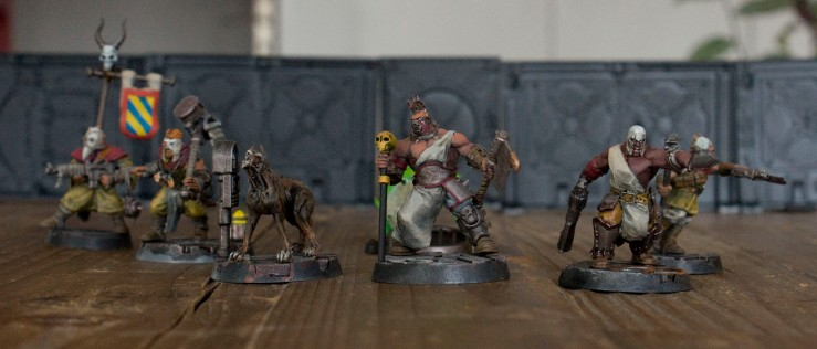 The Butchers Guild Militia
